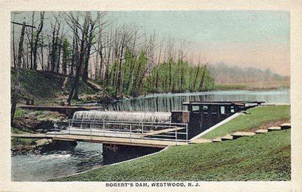 Bogert's Dam - 1920's.