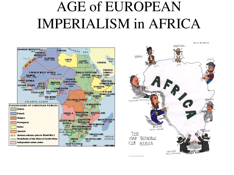 Imperialism In Africa