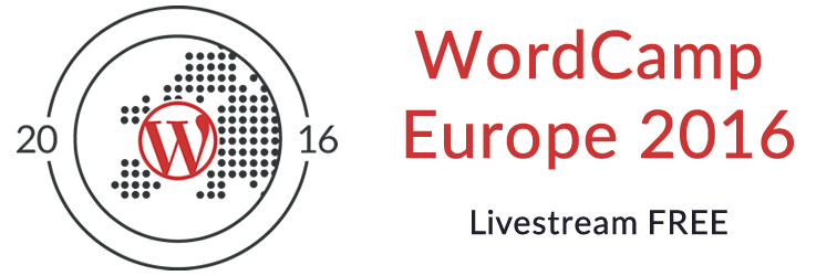 WordCamp 2016 Livestream FREE