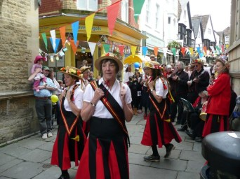 2009: Cheap Street, Frome