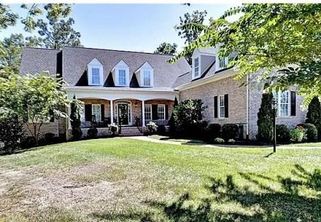 Greensprings West custom home