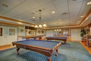 billiard room colonial heritage clubhouse williamsburg va