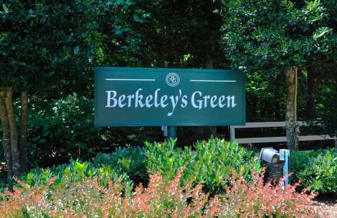 berkeleys green williamsburg va
