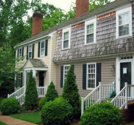 Counselors Close in Williamsburg town home
