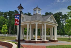 Gazebo in New Town