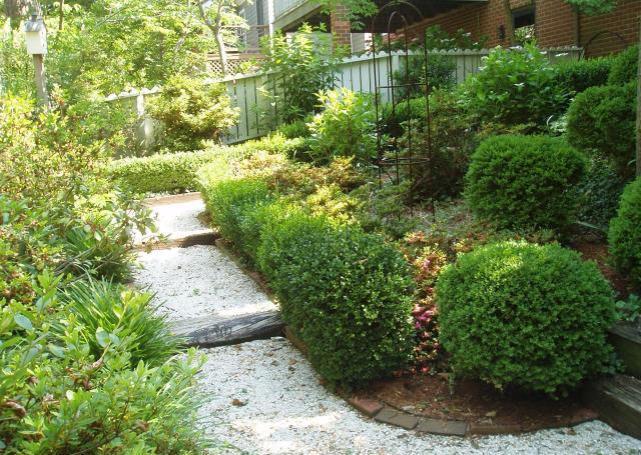 garden in Counselors Close