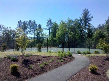 Tennis Area