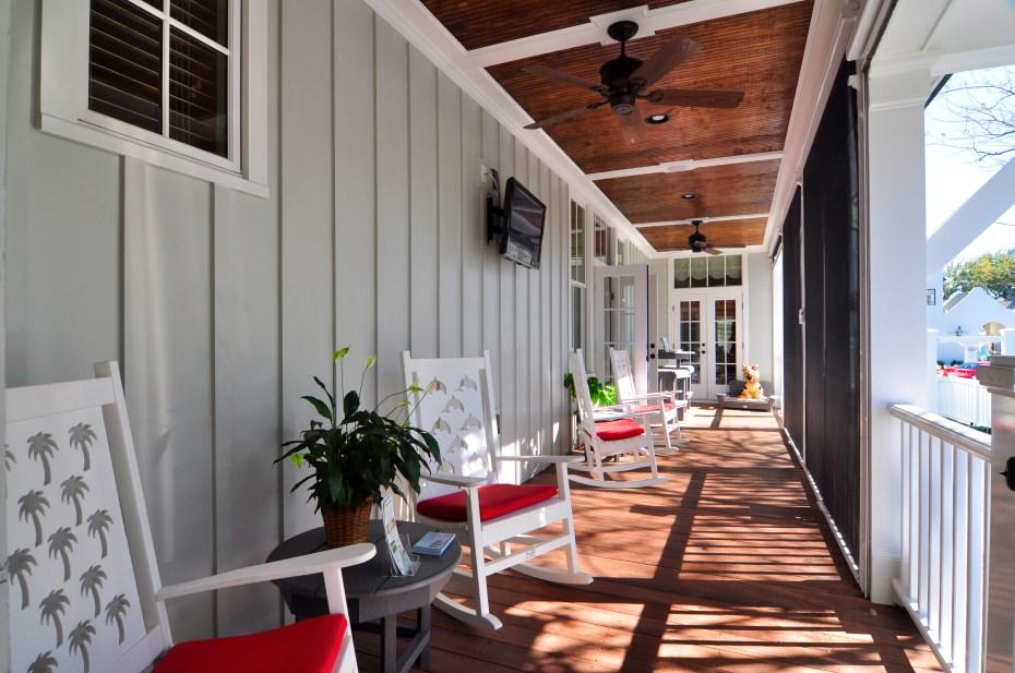 live oak porch