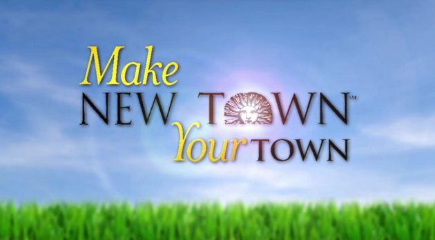 new town williamsburg virginia video