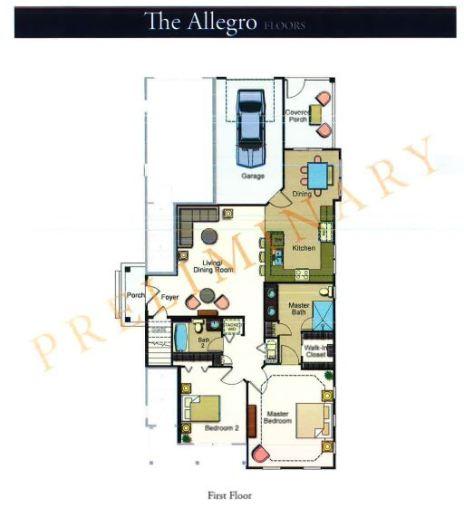 Allegro floor plan-Promenade @ 5
