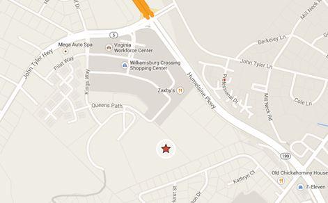 location-map-promenade-at-john-tyler-williamsburg-va