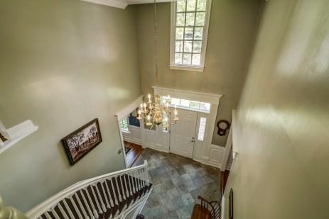 13a foyer below