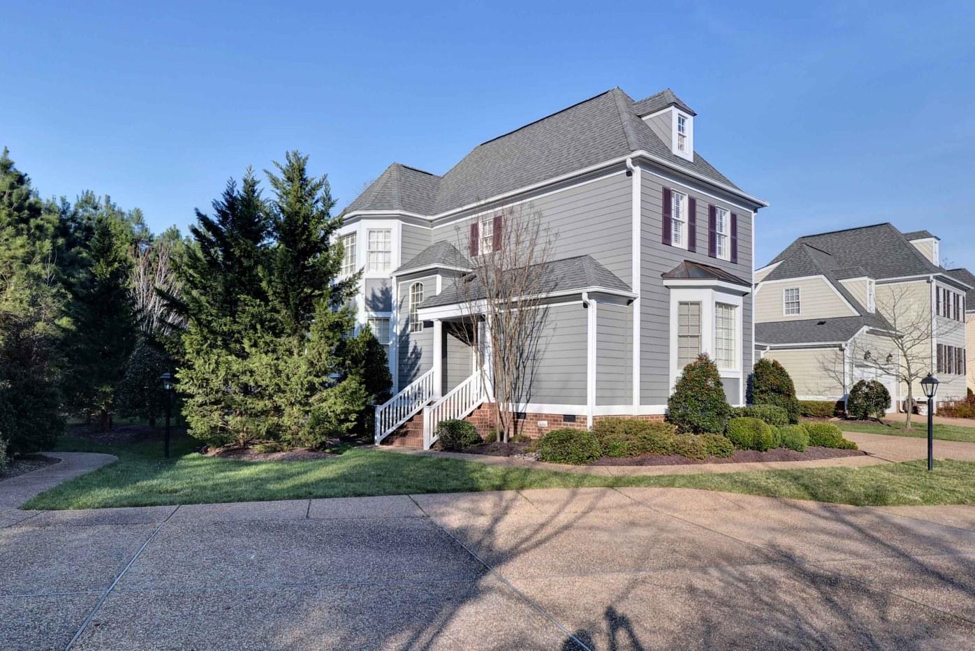 Brandon Woods home