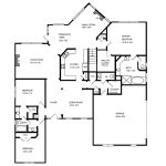 Why are floor plans not used in real estate marketing?