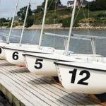 W&M Sailing Club completes move to Kingsmill in time for home regatta