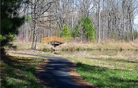 martings grant walking trail