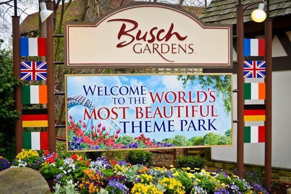 busch gardens williamsburg va - Distance From Virginia Beach To Busch Gardens Williamsburg