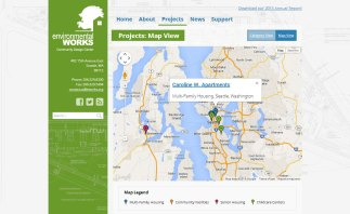 If you're in Washington, find a project near you with the Map View. I found one a few blocks from my apartment!