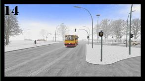 Następny przystanek: Heerstr/Wilhelmstr