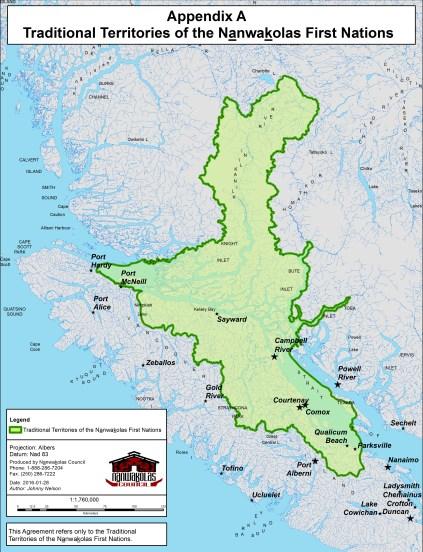 Map Traditional Territories of NC MEM FN 8X11 feb 5 2014