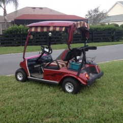 Golf Cart Accidents Honda Civic 2007 Wiring Diagram Involved In Accident Abandoned Near Savannah
