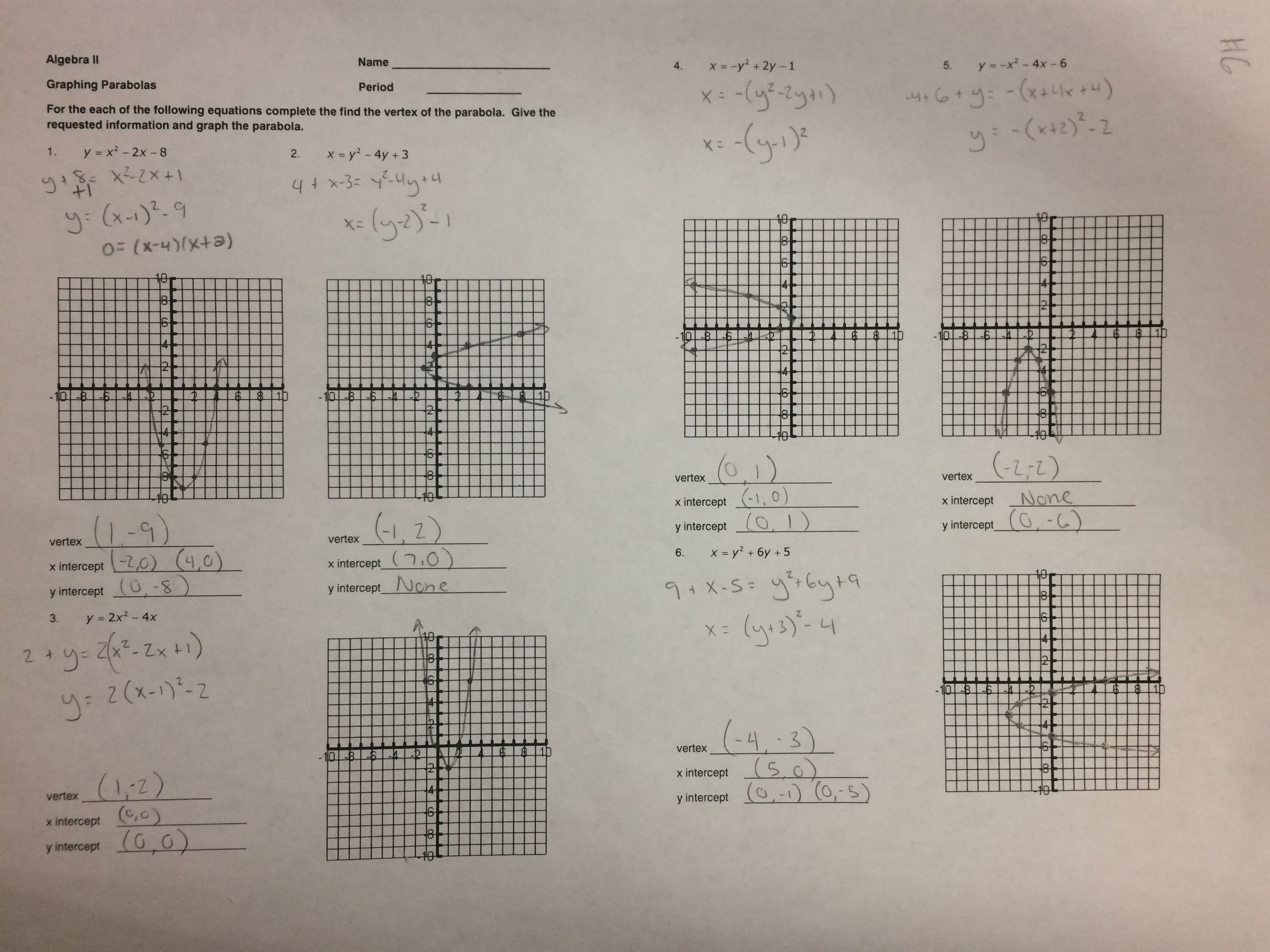 6 1 Skills Practice Graphing Systems Of Equations Worksheet Answers