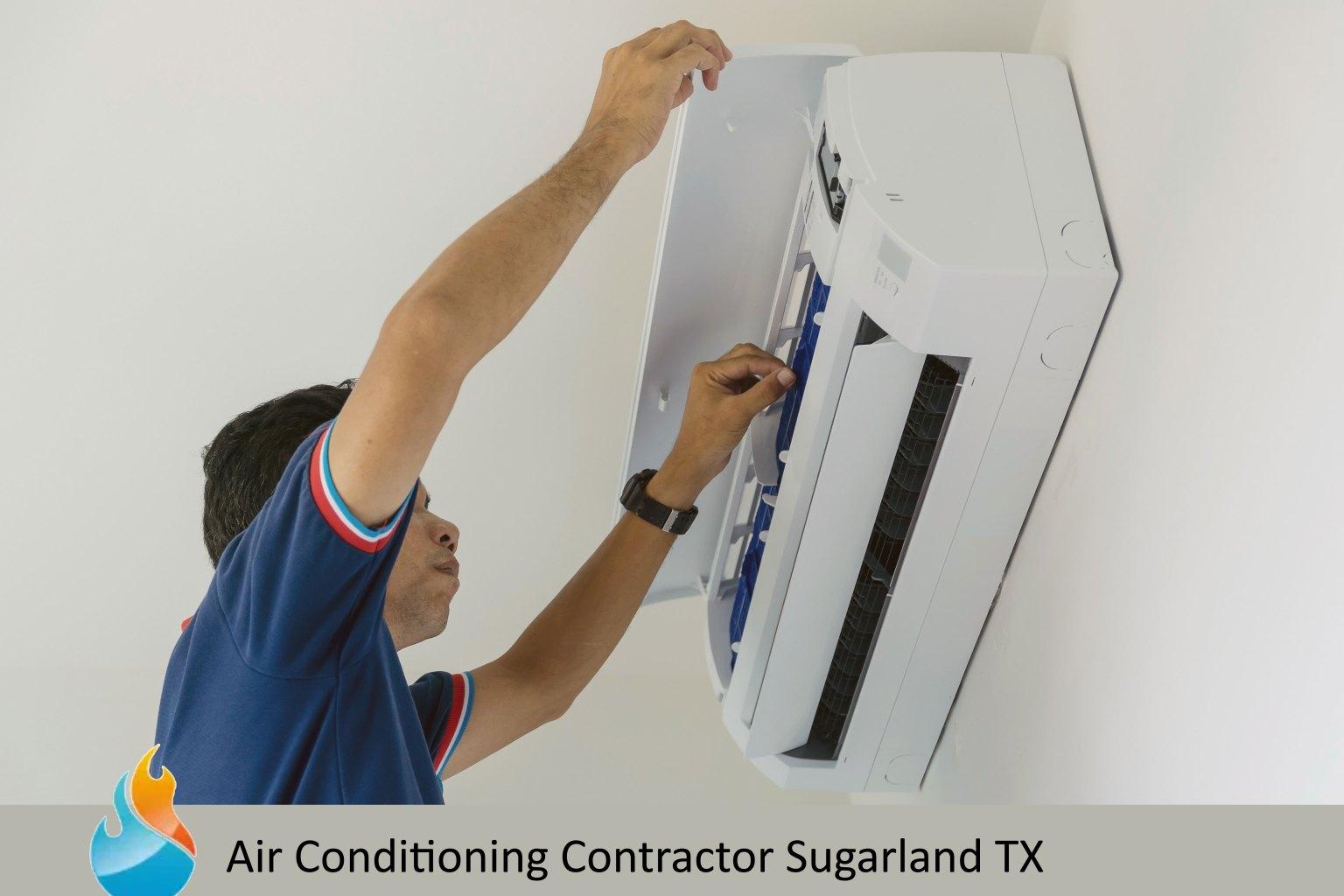 Air Conditioning Contractor SugarLand