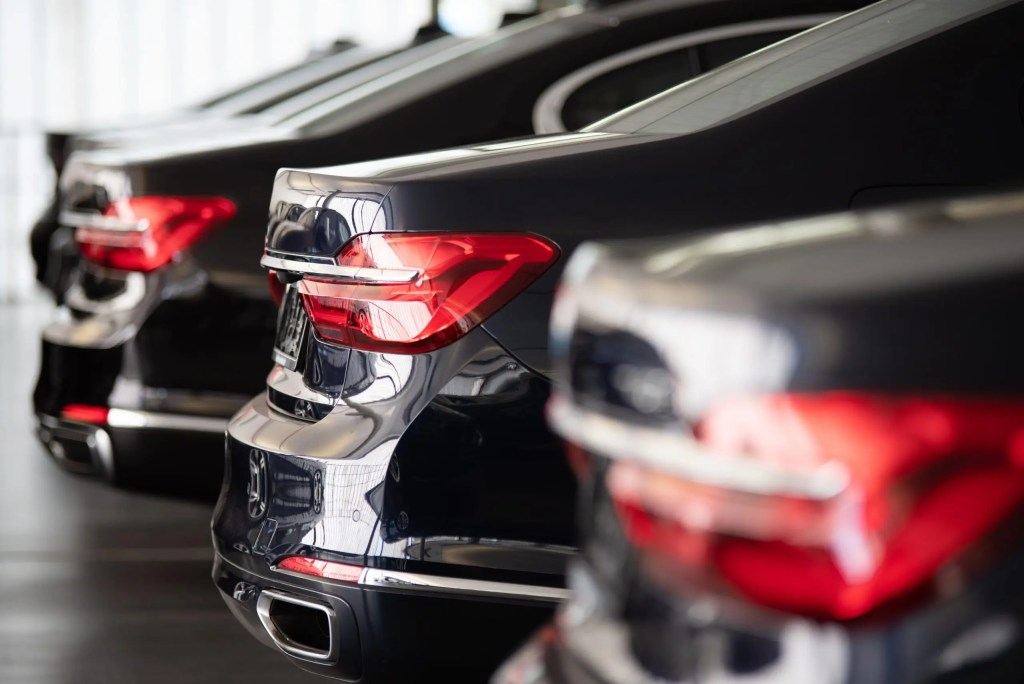 Automotive ceramic coating protective shine