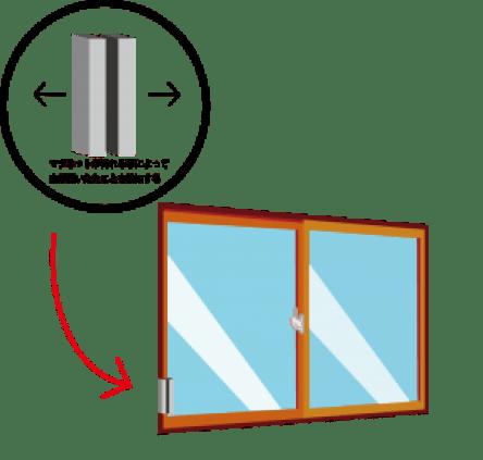窓センサー2