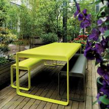 Bellevie Table Fermob Outdoor Furniture Worm