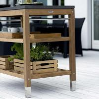 Buy Pantry Outdoor Work Table by Skagerak  The Worm that