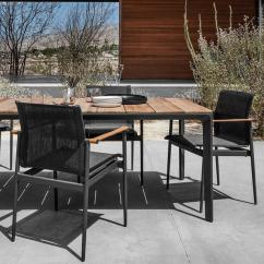 Leather Sling Chairs Woodworking Plans For Childrens Table And Buy Gloster 180 Dining By — The Worm That Turned - Revitalising Your Outdoor Space