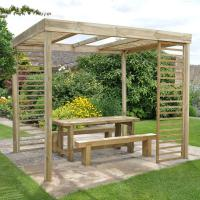 Buy Contemporary Pergola  The Worm that Turned ...