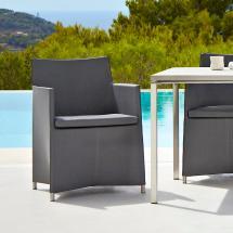 Diamond Dining Chair Cane-line Worm