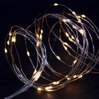 Buy 100 Solar Copper Wire LED String Lights  The Worm ...