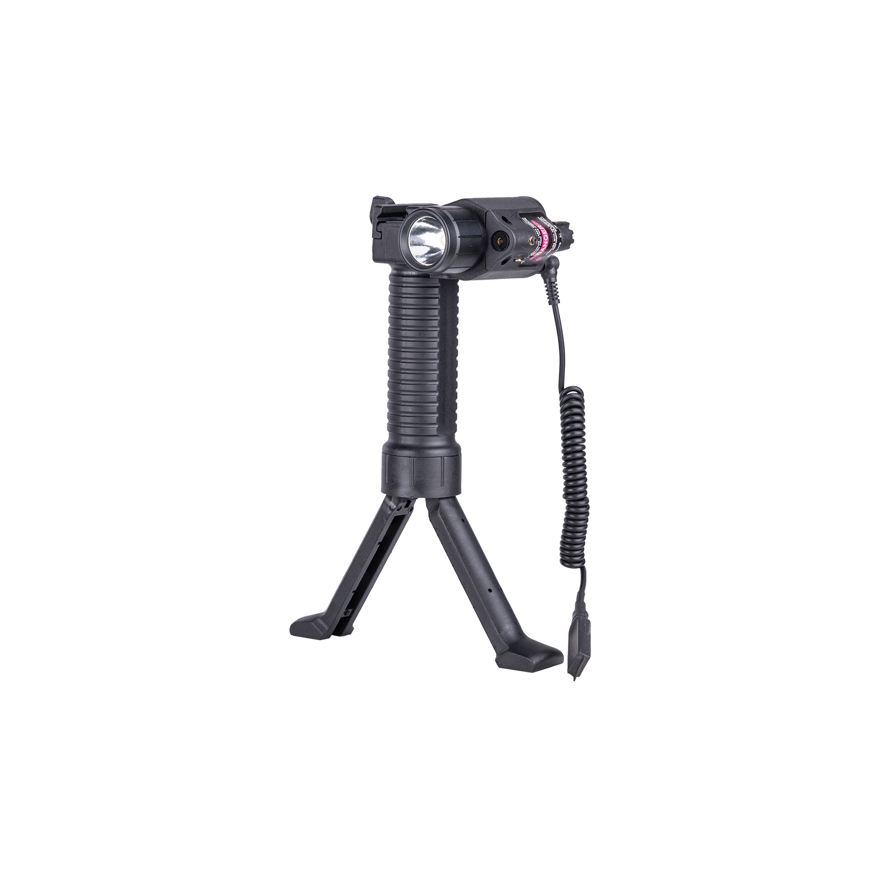 Tacticalred Laser Sight Amp Rifle Foldable Foregrip Bipod W