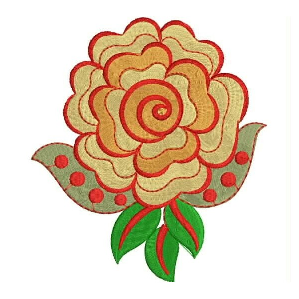 rose embroidery designs