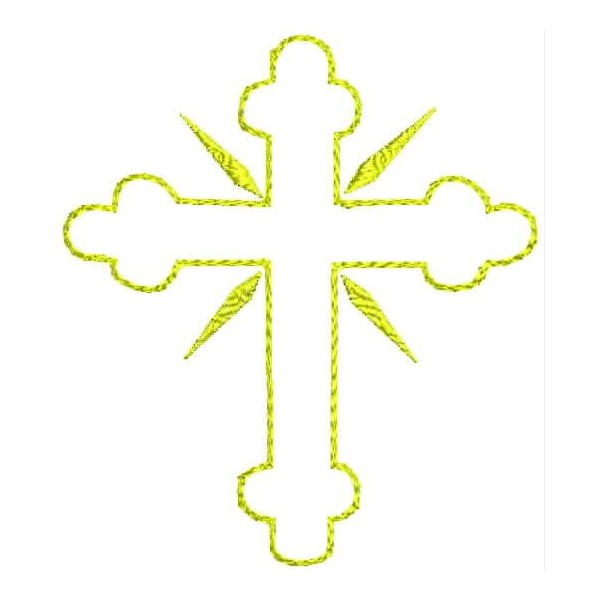 christmas cross embroidery designs