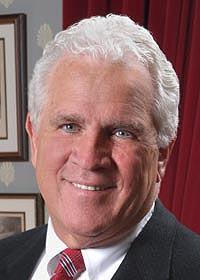 [photo, Thomas V. Mike Miller, Jr., Maryland Senate President]