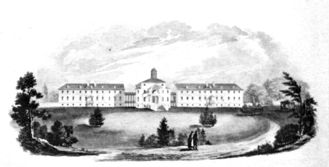 Baltimore Almshouse. . Maryland State Archives