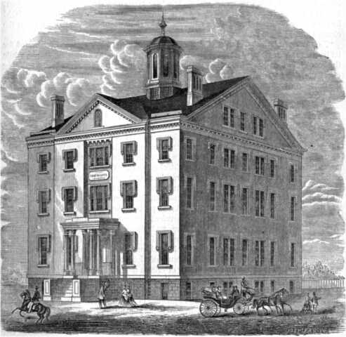 Hebrew Hospital. Maryland State Archives