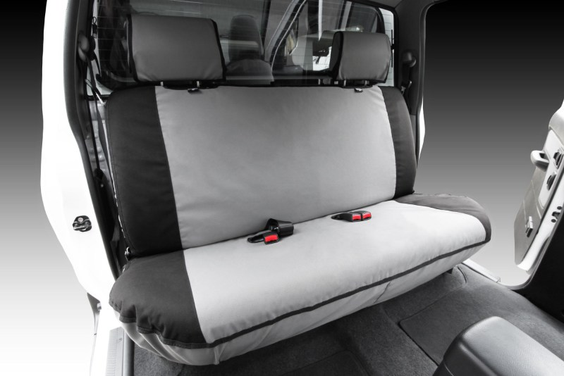 2nd ROW Full Bench - MSA Premium Canvas Seat Covers