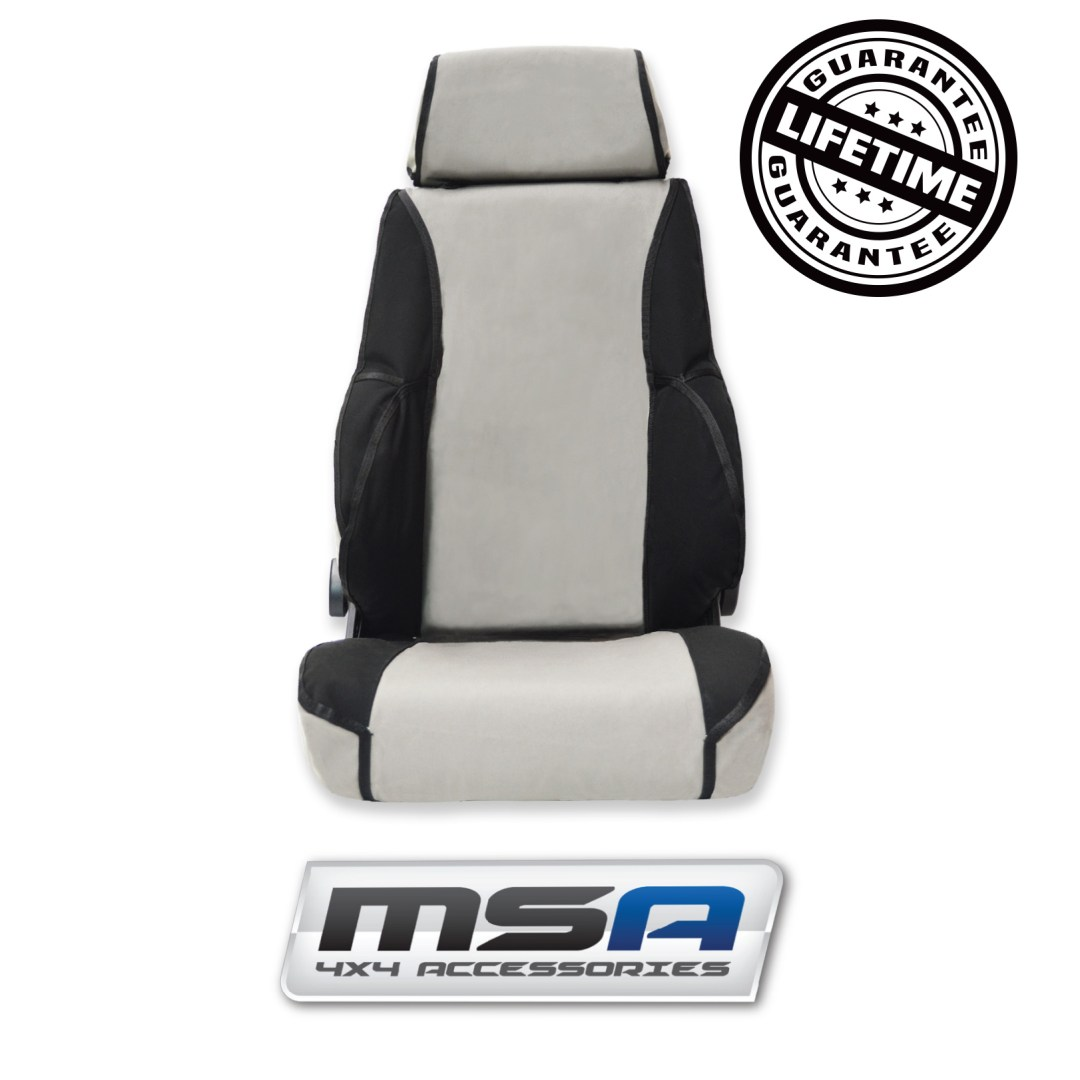 MSA 4X4 Seat Cover Selection