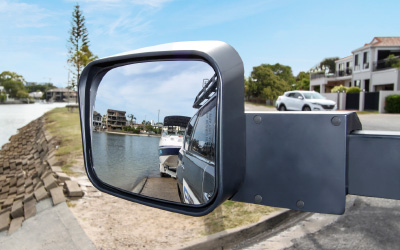 Boat Towing Mirror solutions by MSA 4X4 Accessories