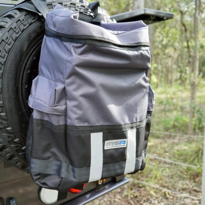 Rear Wheel Bag by MSA 4X4 Accessories 4WD equipment