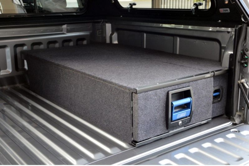 Side Drawer Carpet Piece MSa4X4 Accessories - Side View