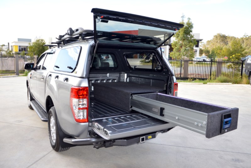 Side Drawer Carpet Piece MSa4X4 Accessories - Full View