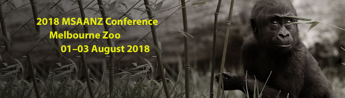 MSAANZ18 Conference