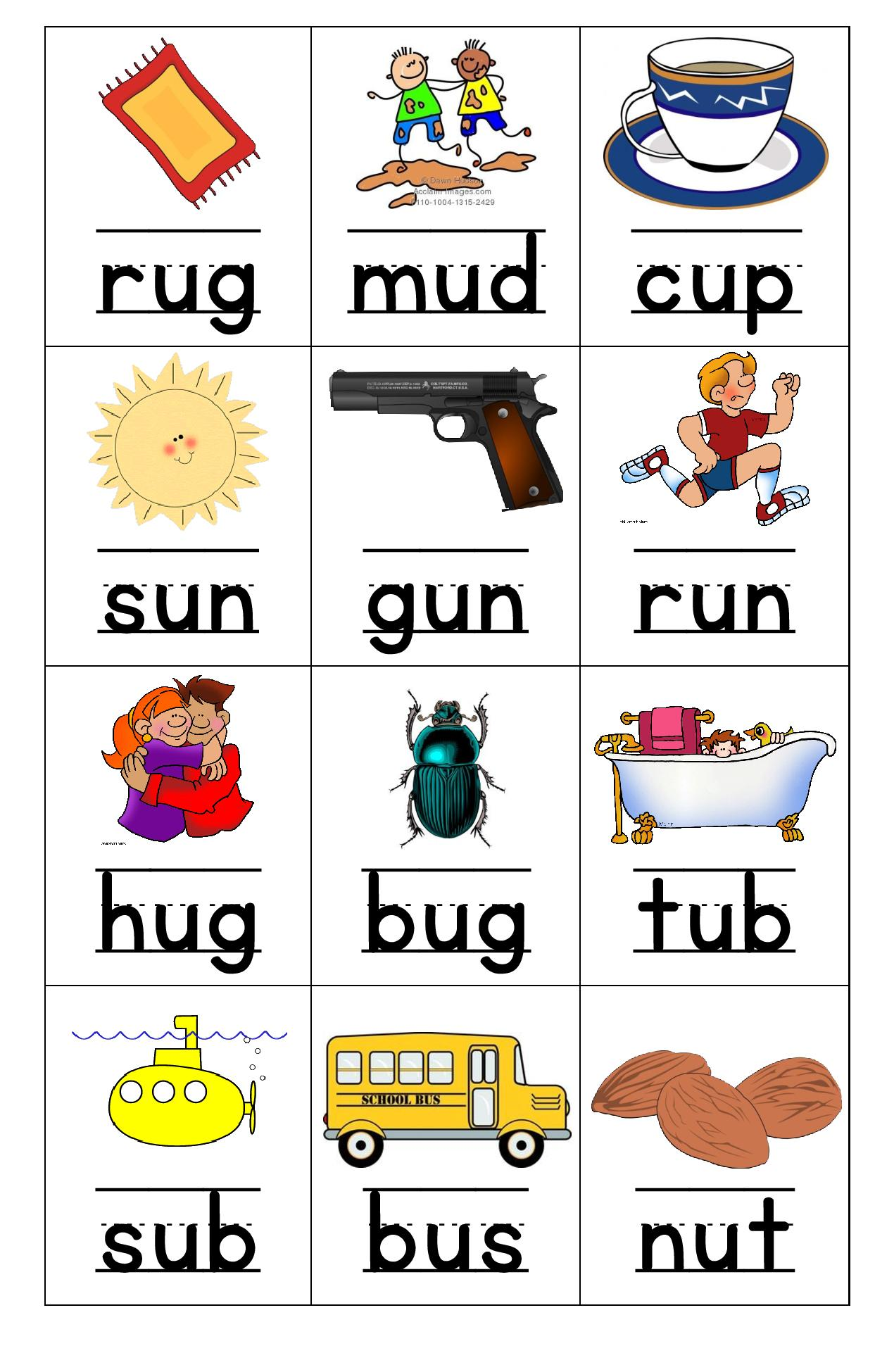 Flashcards Short U Page 001 1 270 1 949 Pixels