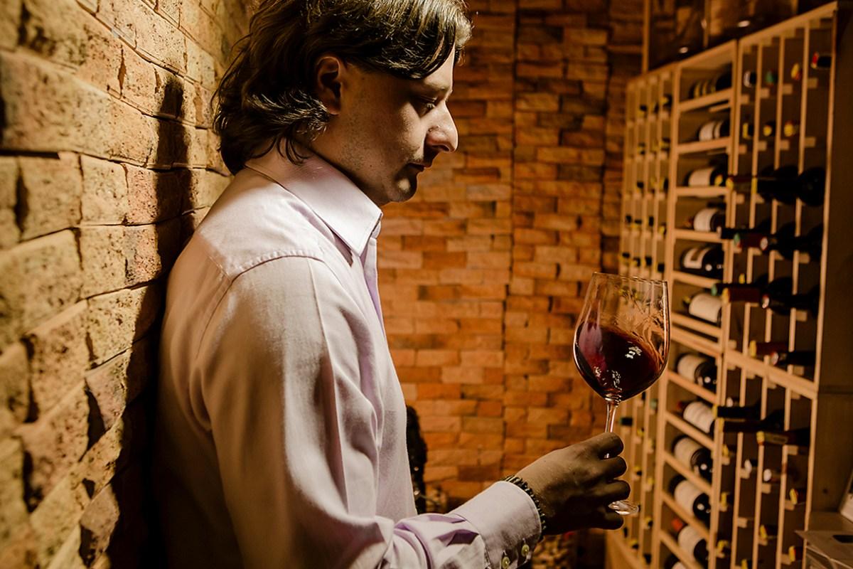 Cava. Analizando el vino.